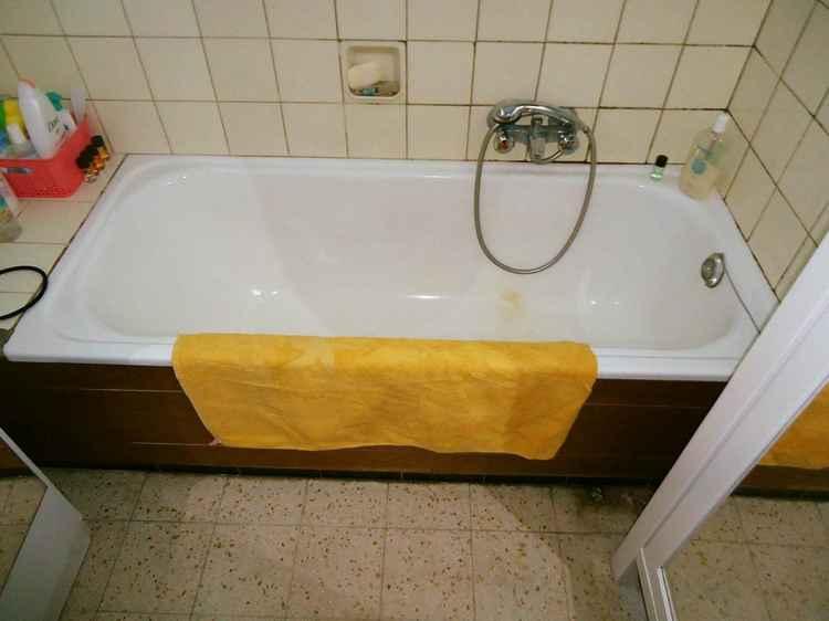Oude badkamer in 2 dagen naar een nieuwe badkamer