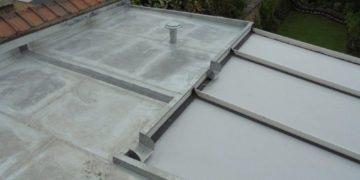 Renovatie van een plat dak